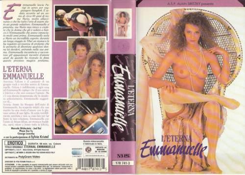 L'Eterna Emmanuelle (1993) director: Francis Leroi | VHS | Polygram Vido (italy)