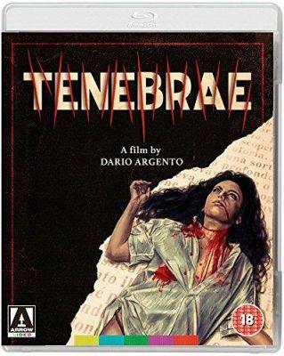 Tenebre (Special Edition) (1982) director: Dario Argento | BLU-RAY | Arrow Video / Arrow Films (uk)