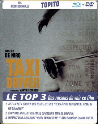 Taxi Driver (1976) director: Martin Scorsese | BLU-RAY | Sony Pictures Home Entertainment (france)