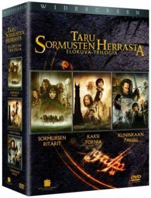 Taru Sormusten Herrasta Trilogia (2004) | dvd