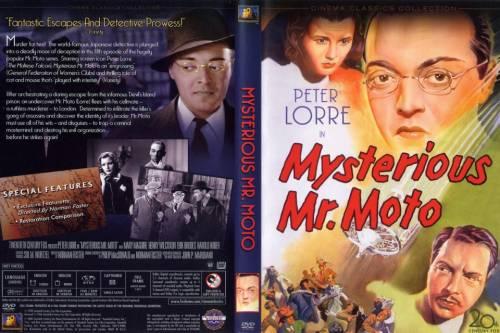 Mysterious Mr. Moto (1938) director: Norman Foster | DVD | 20th Century Fox / Twentieth Century Fox (usa)