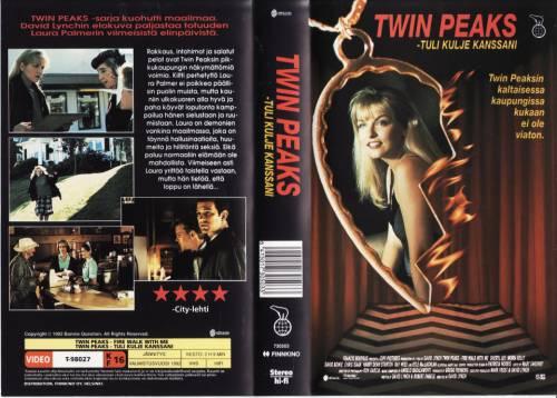 Twin Peaks Tuli Kulje Kanssani