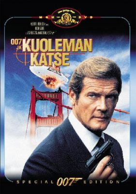 A View to a Kill (1985), Roger Moore action movie