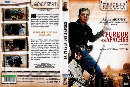 La Fureur des Apaches (Édition Spéciale) (1964) director: William Witney | DVD | Sidonis Productions (france)