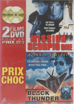 Mission Scorpio One & Black Thunder (1998) | dvd