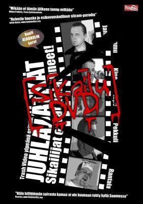 Juhlajätkät Sikailu-DVD () | dvd
