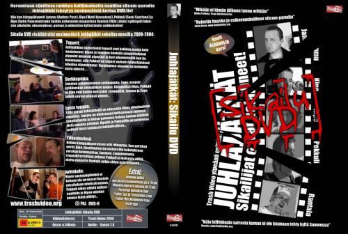 Juhlajätkät Sikailu-DVD (2000) director:  | DVD | Trash Video (finland)