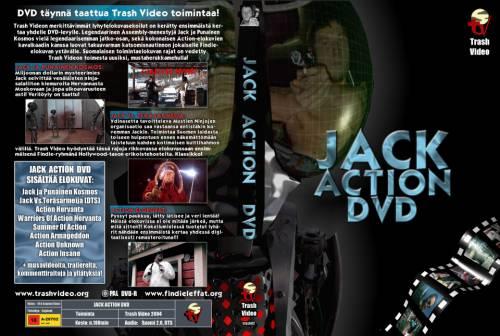 Jack Action DVD (2001) director:  | DVD | Trash Video (finland)