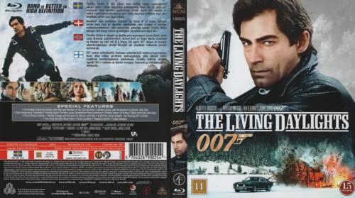 The Living Daylights (1987) director: John Glen | BLU-RAY | Ab Svensk Filmindustri / FS Film / SF Film (Scandinavia)
