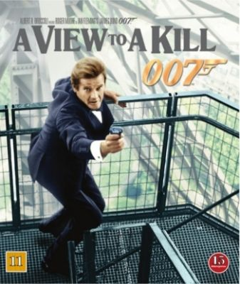 View to a Kill, A (1985) director: John Glen | BLU-RAY |