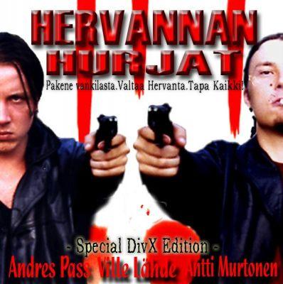Hervannan Hurjat (2001) director: Matti Kuusniemi | VCD | Trash Video (finland)