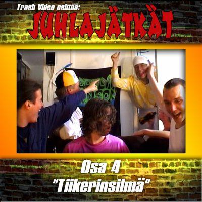 Juhlajätät - Tiikerinsilmä (Proto) (2003) director:  | VCD | Trash Video (finland)