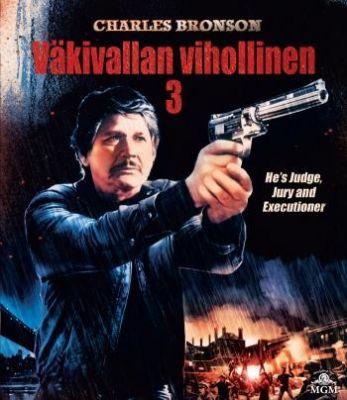 Väkivallan vihollinen 3 (1985) director: Michael Winner | BLU-RAY | VLMedia Oy (finland)
