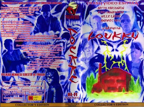 Trap, The (2001) director: Matti Kuusniemi | VHS | Trash Video (finland)