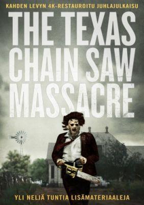 Texas Chain Saw Massacre, The (1974)   dvd