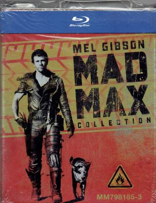 Mad Max Collection (2015) | bluray