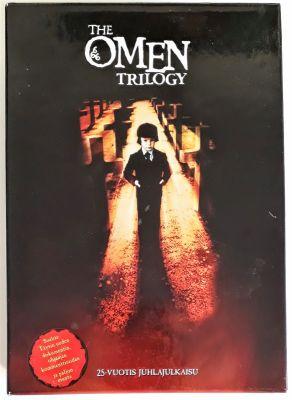 The Omen Trilogy (25-vuotis juhlajulkaisu) (2009) | dvd