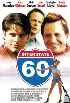 Interstate 60 (2002), Matthew Edison adventure movie