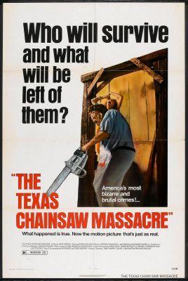 The Texas Chain Saw Massacre (1974), Marilyn Burns horror movie