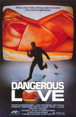 Dangerous Love (1988), Lawrence Monoson mystery movie