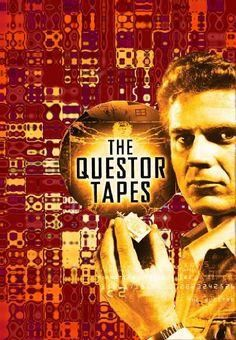 Questor Tapes, The (1974), Robert Foxworth adventure movie