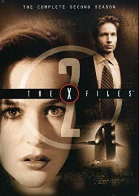 """The X-Files"" Fresh Bones (1995), David Duchovny drama movie"