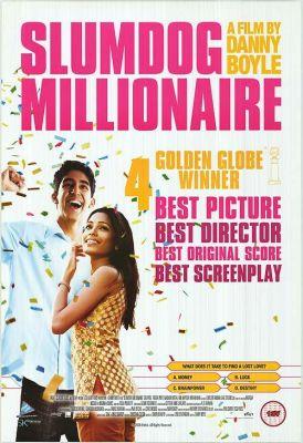 Slumdog Millionaire 2008 Dev Patel Drama Movie Videospace