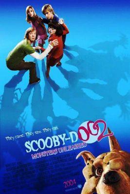 Scooby Doo 2 Monsters Unleashed 2004 Freddie Prinze Jr Adventure Movie Videospace