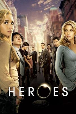 Heroes (2006), Jack Coleman drama movie