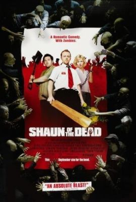 Shaun of the Dead (2004), Simon Pegg horror movie