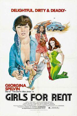 Girls for Rent (1974), Georgina Spelvin crime movie