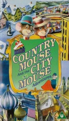 The Country Mouse and the City Mouse Adventures (1997), Rob Wreford animation movie