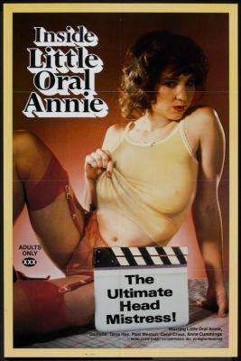 Inside Little Oral Annie (1984), Little Oral Annie adult movie