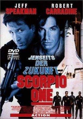 Scorpio One (1998), Robert Carradine sci-fi movie