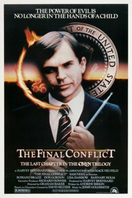Omen III: The Final Conflict (1981), Sam Neill horror movie