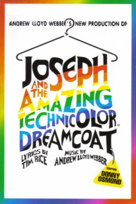 Joseph and the Amazing Technicolor Dreamcoat (1999), Donny Osmond musical movie