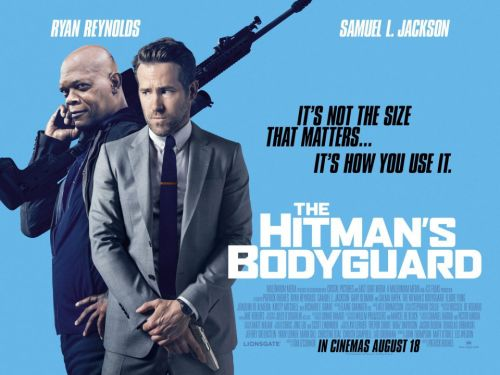 Hitman's Bodyguard, The (2017), Elodie Yung action movie