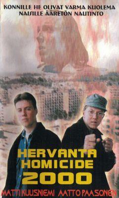Hervanta Homicide 2000 (2000), Matti Kuusniemi action movie