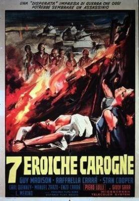 Hell Commandos (1969), Guy Madison action movie