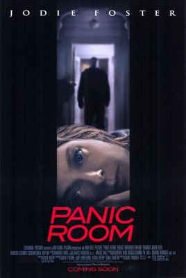 Panic Room (2002), Jodie Foster crime movie