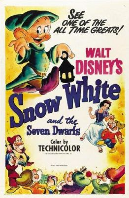 Snow White and the Seven Dwarfs (1937), Roy Atwell animation movie