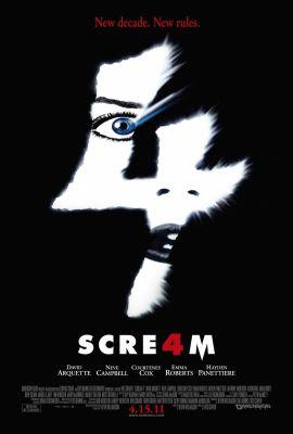 Scream 4 (2011), Lucy Hale horror movie