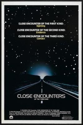 Close Encounters of the Third Kind (1977), Richard Dreyfuss drama movie